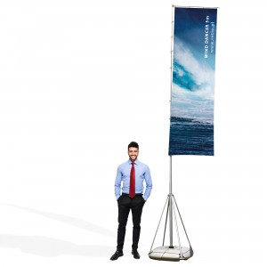 Wind Dancer 5m Advertising Flag