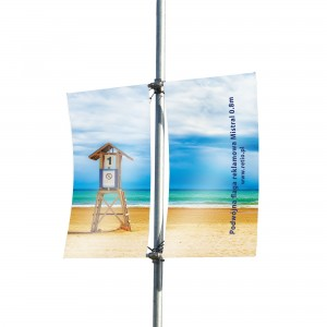 Mistral Double Advertising Flag - Double-Sided, Banner Print