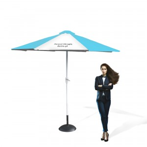 Round Gastronomic Umbrella