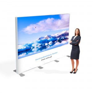 Vector LED Freestanding Light Box 300 x 200cm