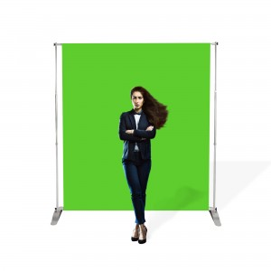 Greenscreen - Economic 2,4 x 2,5m