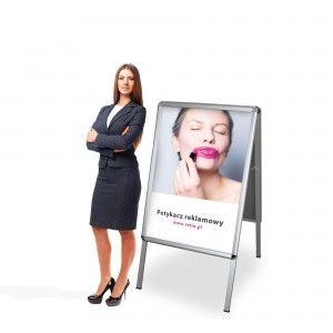 B1 Outdoor Double-Sided  Advertising Board