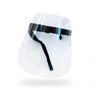 Protective Face Shield Made of PVC