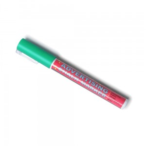 Chalk Marker 3 mm Green Liquid Chalk Marker Pen for Chalkboards