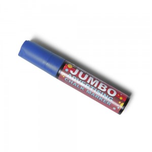 Chalk Marker 15 mm Blue Liquid Chalk Marker Pen for Chalkboards