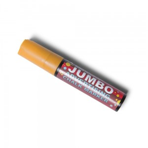 Chalk Marker 15 mm Orange Liquid Chalk Marker Pen for Chalkboards