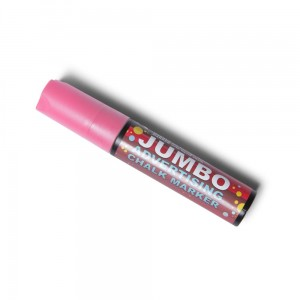 Chalk Marker 15 mm Pink Liquid Chalk Marker Pen for Chalkboards