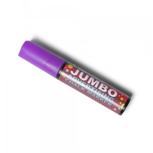 Chalk Marker 15 mm Violet Liquid Chalk Marker Pen for Chalkboards