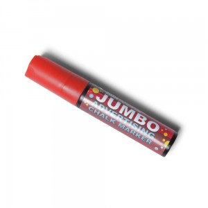 Chalk Marker 15 mm Red Liquid Chalk Marker Pen for Chalkboards