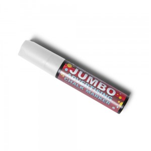 Chalk Marker 15 mm White Liquid Chalk Marker Pen for Chalkboards