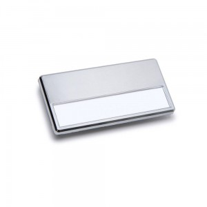 Magnetic Badge 70 x 34 mm ID Holder for a Badge Magnetic Plate Name Badge 7.0 x 3.4 cm