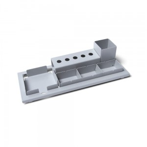 Office Organizer to Put on the Desk 27 x 10 cm Office Organizer for Office Accessories Organizer for Pens and Paper