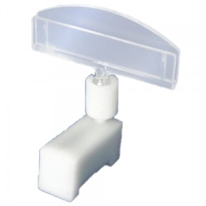 Price Stand Holder - Colourless Price Stand Holder