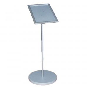 IRTO Menu Display Stand, A4 or A3 Frame Information Display Stand for Restaurant Catering Hotel Menu Board